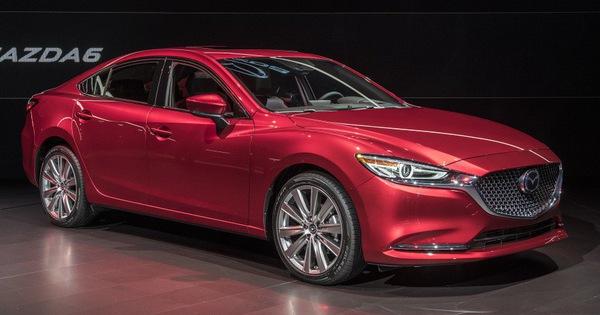 """Các hãng xe đua nhau trang bị """"vũ khí"""" này để sedan đấu lại SUV: Mazda6 là một ví dụ"""