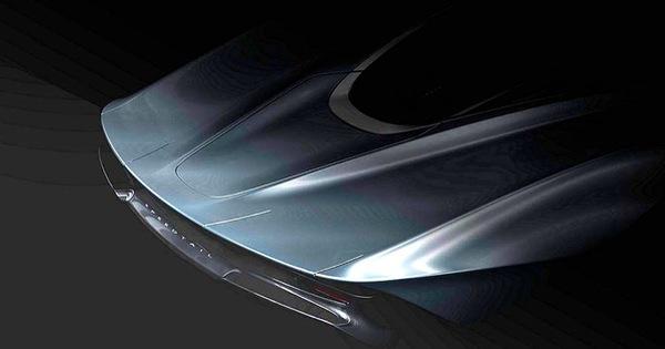 McLaren công bố ảnh đầu tiên của siêu xe nhanh nhất sắp ra mắt Speedtail, cạnh tranh Bugatti Chiron