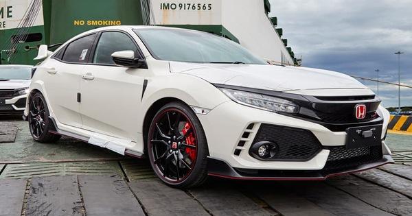 Honda Civic Type R chuẩn bị ra mắt tại Việt Nam – Xe thể thao tiền tỷ kén người chơi