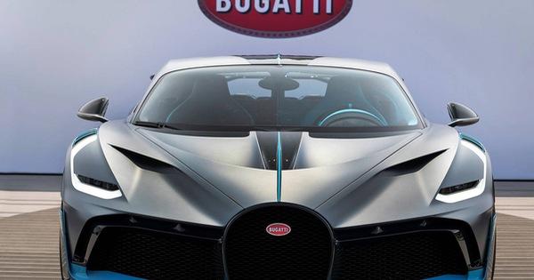 """Bugatti Chiron mới siêu mạnh mẽ, """"giống tên lửa đối đất"""" sẽ ra mắt vào tháng 3 tới"""