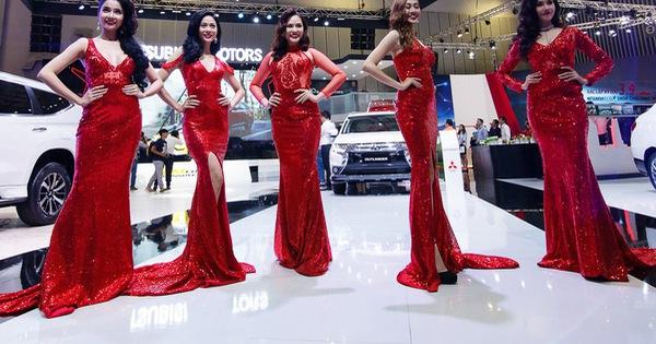 Vietnam Motor Show 2018: 120 mẫu xe trưng bày, lớn nhất trong lịch sử