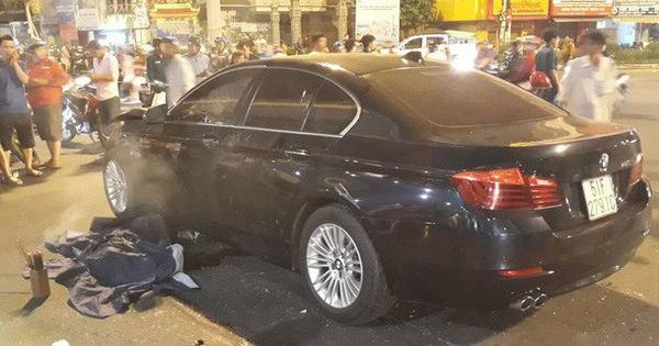 Danh tính nữ tài xế BMW tông văng hàng loạt xe máy ở ngã tư Hàng Xanh