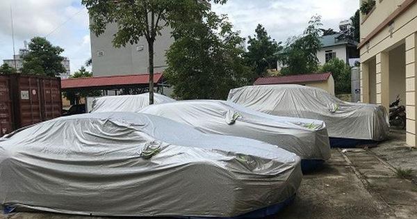 Thông tin mới vụ 4 siêu xe bỏ rơi bên đường ở Bắc Kạn