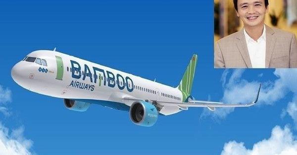 Đây là máy bay Bamboo Airways ngoài đời thực, chuẩn bị về Việt Nam để phục vụ hành khách