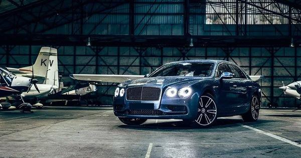 Chốt lịch ra mắt Bentley Flying Spur V8 S đầu tiên Việt Nam