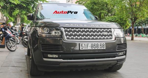 """Range Rover bản hiếm đeo biển """"lộc phát"""" 86868 của dân chơi Sài Gòn"""