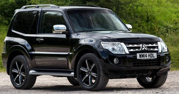 Mitsubishi Pajero thế hệ mới sẽ hoàn toàn khác biệt, sử dụng khung gầm của Nissan?