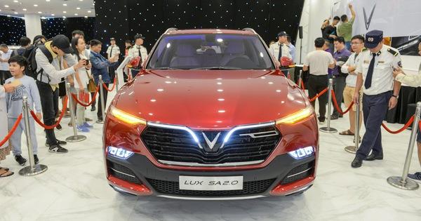 Hơn 6.700 khách Việt đặt xe VinFast và chủ yếu là mẫu xe này