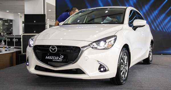 Mazda2 âm thầm tăng giá, nhiều khách Việt mất oan tiền vì chậm chân
