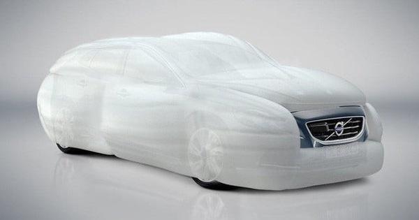 Túi khí ngoài trước ngưỡng cửa trở thành trang bị bắt buộc trên ô tô