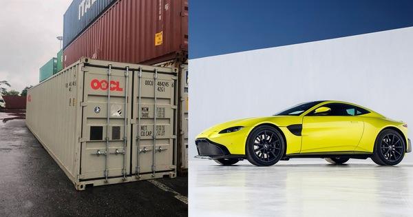 HOT: Đồng loạt khui công hai xe Aston Martin chính hãng, có V8 Vantage thế hệ mới nhất