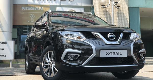 Nissan Việt Nam giảm 20 triệu đồng và tặng phụ kiện cho khách mua xe trước Tết