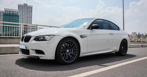 BMW M3 Coupe đời 2009 nhập Mỹ giá gần 1,4 tỷ đồng tại Việt Nam