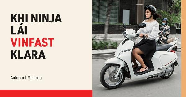72 giờ trải nghiệm VinFast Klara của nữ nhân viên công sở Hà thành sau nỗi ám ảnh với xe máy điện