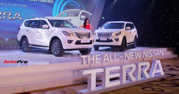 Nissan Terra chốt giá từ 988 triệu đồng, chạy đua cùng Toyota Fortuner