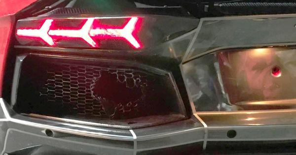 Vì sao Lamborghini Aventador cháy đuôi khi nẹt pô ăn mừng đội tuyển Việt Nam chiến thắng?