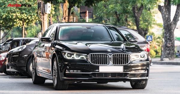 BMW 740Li 2016 hơn 3,6 tỷ – Sự thay thế hợp túi tiền nếu không có hơn 5 tỷ để tậu BMW 750Li