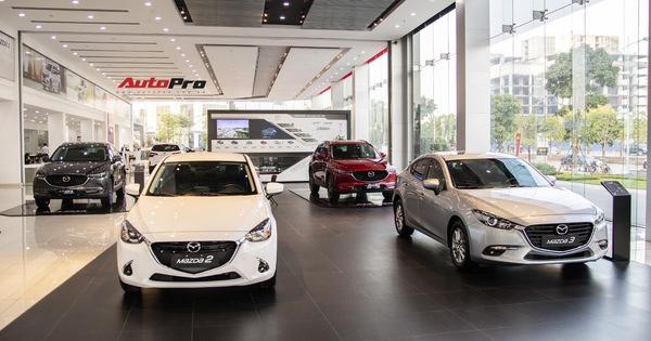 """Mazda """"bơm"""" khuyến mại, quyết đuổi theo Toyota sau khi vươn lên thứ 2 với mốc bán 120.000 xe"""