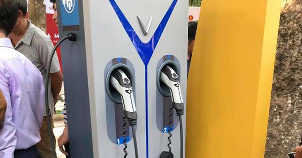VinFast đặt trạm sạc ô tô, xe máy ở bưu điện, len lỏi tới cả vùng quê khắp Việt Nam