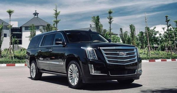 Chạy Cadillac Escalade ESV Platinum 30.000 km, tiền lỗ đủ mua Mercedes-Benz GLS-Class