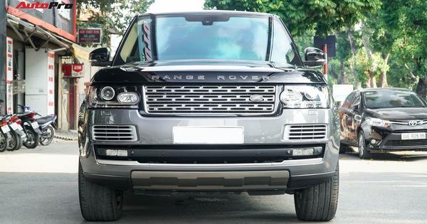 Range Rover Autobiography LWB Black Edition giá 8 tỷ – Giá của xe hiếm chỉ sản xuất 100 chiếc