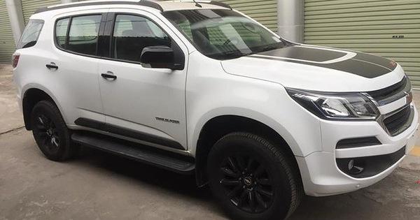 Về Việt Nam sớm hơn Toyota Fortuner, Chevrolet Trailblazer dự kiến bán ra trong tháng sau