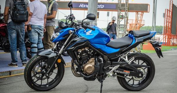 Chi tiết CB500F – mô tô rẻ nhất của Honda Moto vừa ra mắt Việt Nam