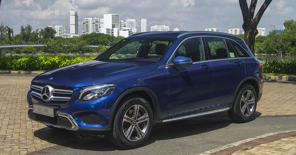 Ra mắt GLC 200 – Bản rẻ nhất trong dòng SUV bán chạy nhất của Mercedes-Benz Việt Nam