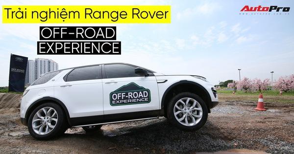 Offroad kiểu quý tộc: Mang Range Rover đi lội bùn, vượt dốc, thoát ổ voi nhưng không cần làm gì hết