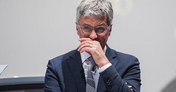 Nóng: CEO đương nhiệm Audi bất ngờ bị bắt giữ