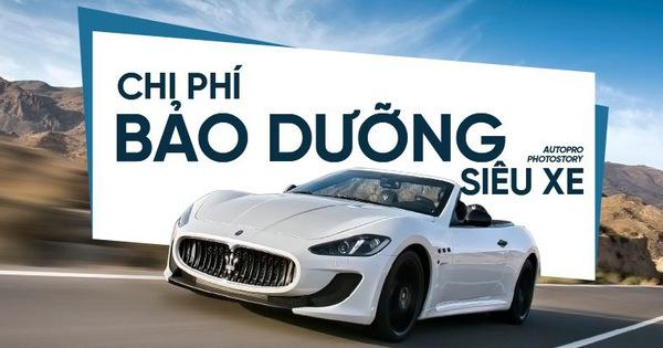 Đâu chỉ Bugatti Veyron, những siêu xe này cũng khiến người thường khóc thét vì chi phí bảo dưỡng