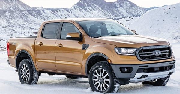 Ford chốt giá Ranger 2019: Bản cao nhất gấp đôi giá khởi điểm