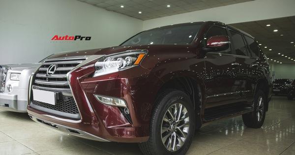 """Vua giữ giá Lexus GX460 màu """"lạ"""" sau 25.000km rao bán gần 4,5 tỷ đồng"""