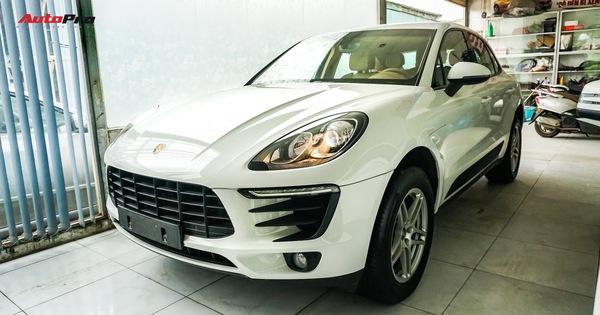 Giữ giá như Porsche Macan – Chạy 2 năm lỗ chưa tới 200 triệu đồng
