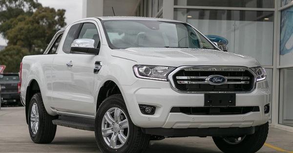 Hai bản còn lại của Ford Ranger 2018 lộ giá tạm tính dưới 800 triệu đồng
