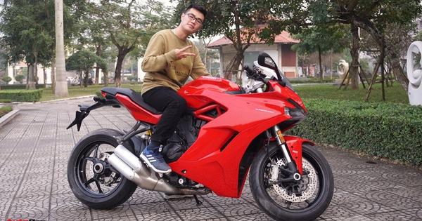 3 ngày cầm lái Ducati SuperSport: Dễ hiểu vì sao xe sẽ bùng nổ trong năm 2018