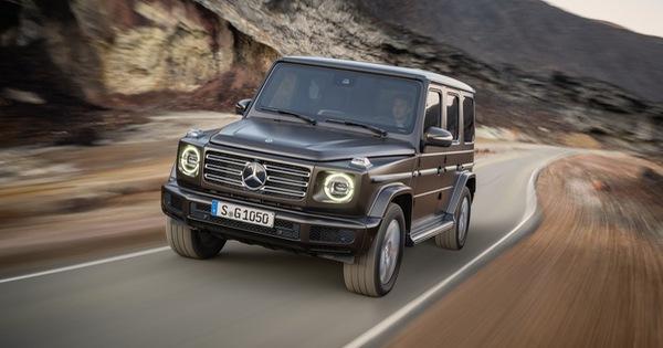 Vừa ra mắt, Mercedes-Benz G-Class 2019 đã bị rao bán trên chợ xe cũ