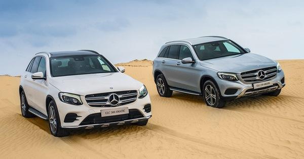 Tăng giá mạnh, Mercedes-Benz GLC vẫn hút khách bình dân tại Việt Nam