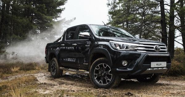 Toyota tung phiên bản kỉ niệm 50 năm ra mắt Hilux
