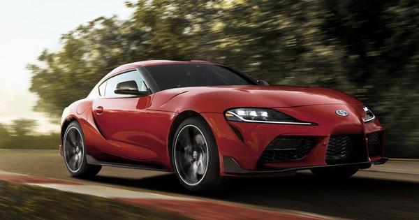 Ra mắt Toyota Supra 2020 – Huyền thoại trở lại từ cõi chết sau 2 thập kỷ