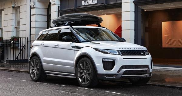 Cuối năm, Range Rover Evoque giảm giá 200 triệu đồng tại Việt Nam