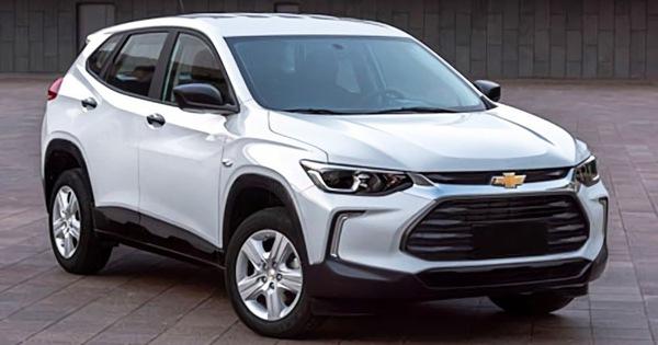 Lộ hình ảnh đầu tiên của Chevrolet Tracker – đối thủ mới của Ford EcoSport và Hyundai Kona