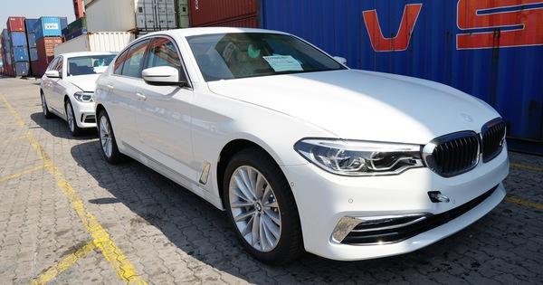 BMW 5-Series 2019 chốt ngày ra mắt tại Việt Nam, giá dự kiến từ 2,389 tỷ đồng