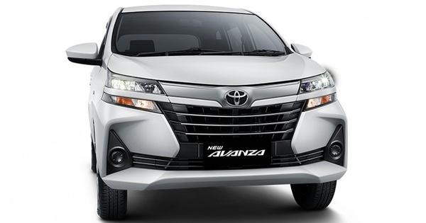 """Toyota Avanza 2019 ra mắt với ngoại hình """"ngầu"""" hơn, giá từ 13.500 USD"""