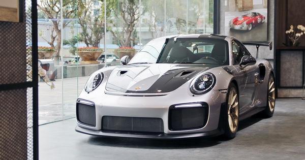 """Những điều thú vị về Porsche 911 GT2 RS – """"xe đua đường phố"""" nhanh nhất Việt Nam giá hơn 20 tỷ đồng"""