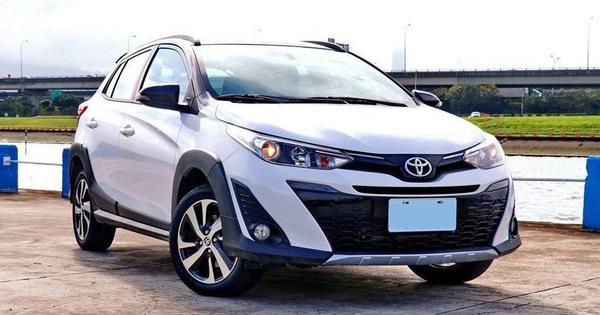 Toyota Yaris Cross 2019 có gầm cao hơn Mazda CX-5 – đối trọng mới của Hyundai Kona?