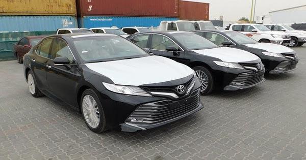 Toyota Camry 2019 rục rịch ra mắt tại Việt Nam dưới dạng nhập khẩu nguyên chiếc