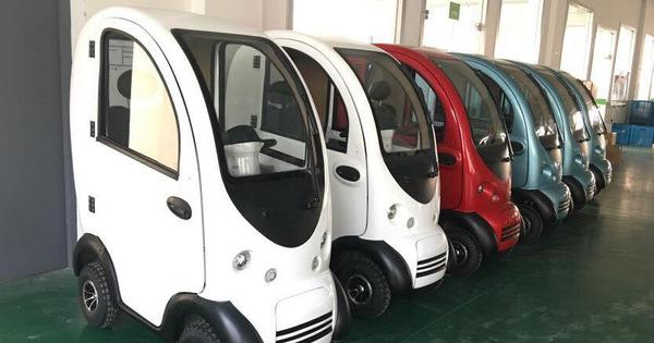 IDU – Ô tô Trung Quốc giá sốc 40 triệu, có cả camera lùi tại Việt Nam