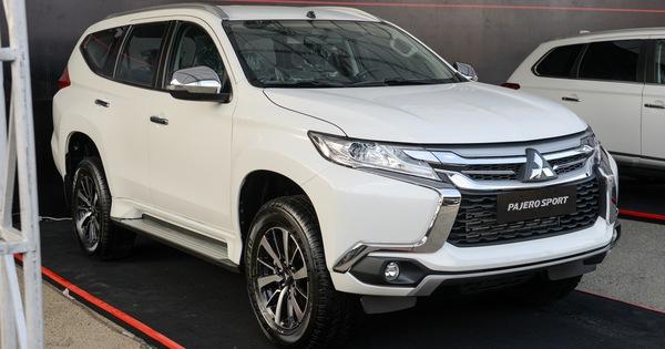 """Chi tiết Mitsubishi Pajero Sport số sàn, một cầu giá 980,5 triệu đồng – lựa chọn mới """"không phải Fortuner"""" cho người chạy dịch vụ"""