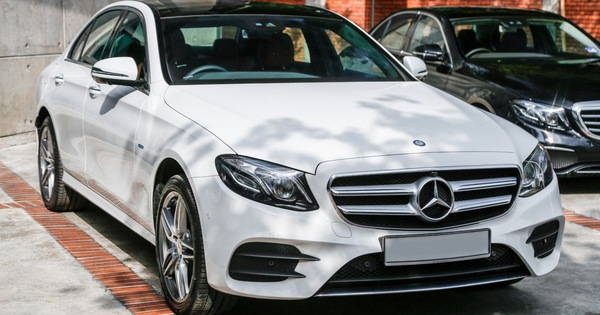 Mercedes-Benz sắp ra mắt E350 thay thế E300 AMG, đồng thời nâng cấp E250 tại Việt Nam